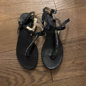 Vince Camuto Sandals with  little sparkle